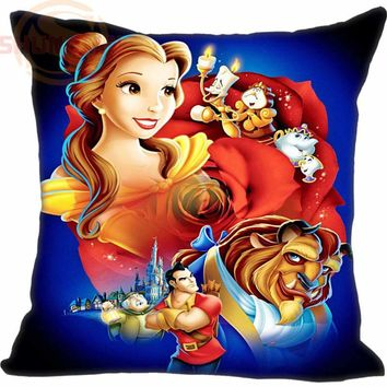 Beauty and Beast #7 Pillowcase  Wedding Decorative Pillow Case Customize Gift For Pillow Cover 20x20,35X35cm One sides
