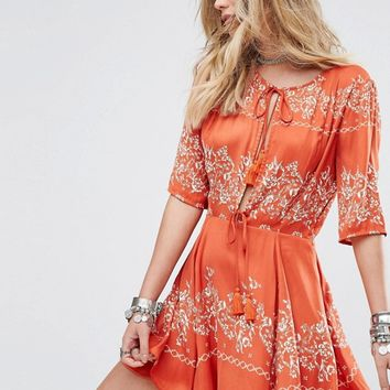 Tularosa Tallulah Dress at asos.com