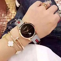 GUCCI Fashion Quartz Movement Watch