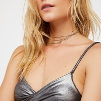 Free People Shine A Light Soft Bra