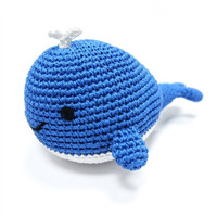 Whale Dog Toy