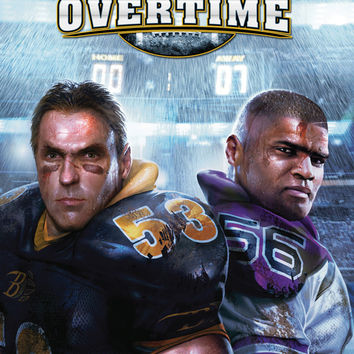 Blitz Overtime - PSP (Very Good)