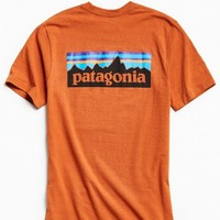 Patagonia P6 Responsibility Tee | Urban Outfitters
