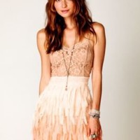 Free People Feather Slip