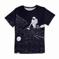 Astronaut T-Shirt Men's