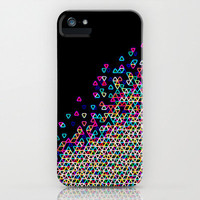iPhone 5 Case - Funfetti Light Bright - unique iPhone case, geometric iPhone case, hipster iphone case, iphone 5 case