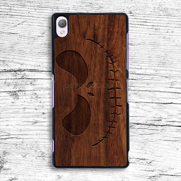 The Nightmare Before Christmas face Sony Xperia Case, iPhone 4s 5s 5c 6s Plus Cases, iPod Touch 4 5 6 case, samsung case, HTC case, LG case, Nexus case, iPad cases