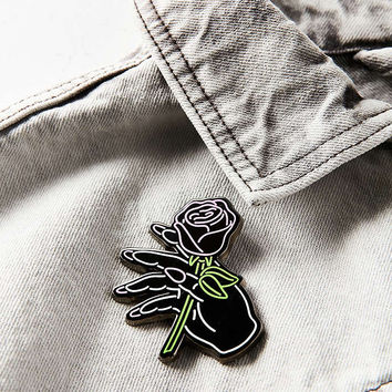 Big Bud Press XL Nail Salon Pin - Urban Outfitters