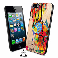 abstract colour art iPhone 4s iphone 5 iphone 5s iphone 6 case, Samsung s3 samsung s4 samsung s5 note 3 note 4 case, iPod 4 5 Case