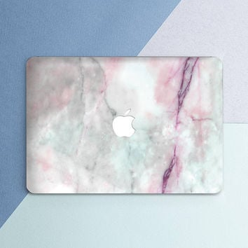 Pink Macbook Rose marble case Macbook marble skin Macbook air case Pro Macbook 12 case Pro Macbook 13 case Air Macbook 13 Macbook pro marble