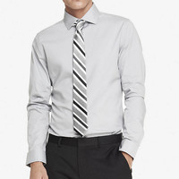 EXTRA SLIM 1MX SPREAD COLLAR SHIRT from EXPRESS