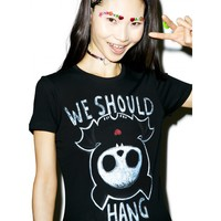 SKELANIMALS WE SHOULD HANG TEE