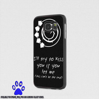 blink song lyric for iphone 4/4s/5/5s/5c/6/6+, Samsung S3/S4/S5/S6, iPad 2/3/4/Air/Mini, iPod 4/5, Samsung Note 3/4 Case * NP*