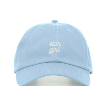 Star Girl Dad Hat