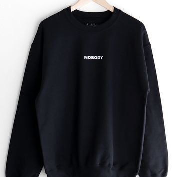 Nobody Oversized Sweatshirt