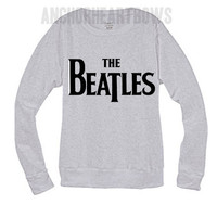 The Beatles Crew Neck Sweatshirt  #112