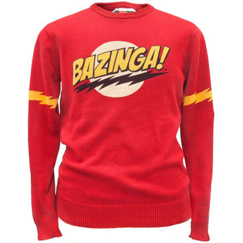 Big Bang Theory - Bazinga Sweater