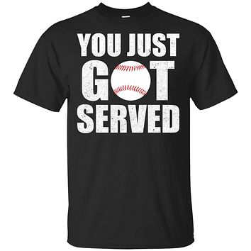You Just Got Served Gifts For Baseball Lovers