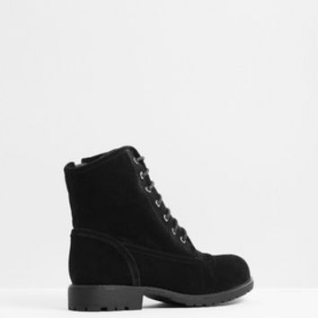 Chinese Laundry Rave Reviews Combat Boots $70