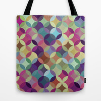 Circling Tote Bag by All Is One