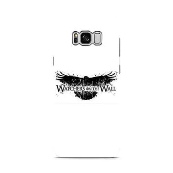Game Of Thrones Watchers On The Wall Typo Samsung Galaxy S8 | Galaxy S8 Plus Case