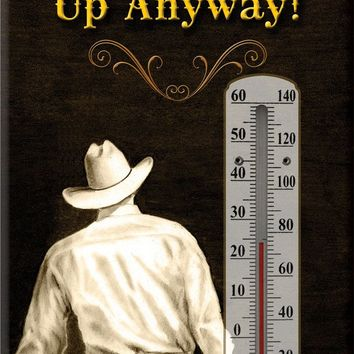 Courage/Cowboy Thermometer