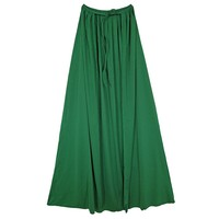 "SeasonsTrading 60"" Green Cape ~ Halloween Costume Accessory"