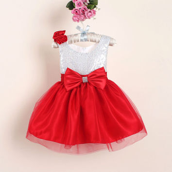 Best Baby Girl Christmas Dresses Products on Wanelo