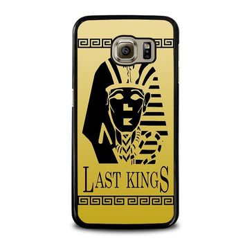 tyga last kings samsung galaxy s6 case cover  number 1