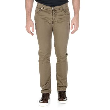 Corneliani Mens Pants Beige