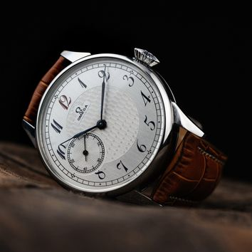 Antiques watch Omega, mens swiss watch, vintage watch, mechanical watches