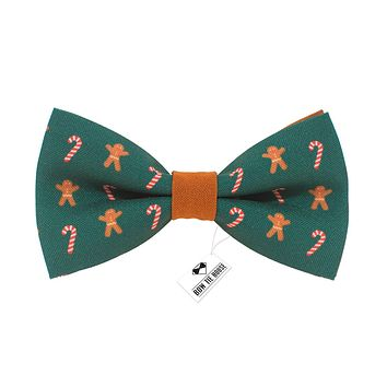 Christmas Cookies Bow Tie