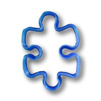 Puzzle Cookie Cutter