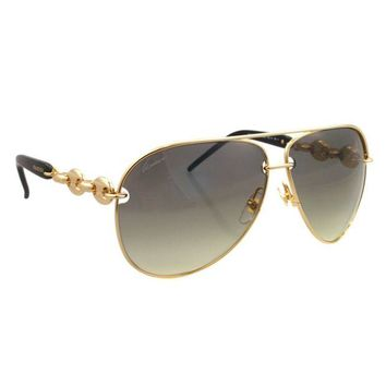 DCK4S2 Gucci GG4225/s Womens Aviator Sunglasses