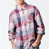 Riviera Long Sleeve Button Up Flannel Shirt