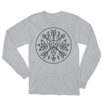 Western Dream - Unisex Long Sleeve Tee