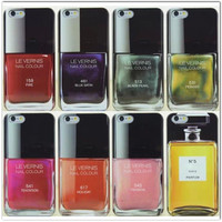 Nail Polish iPhone 5 Case - Multiple Colors