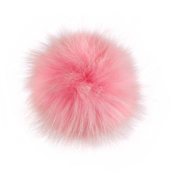 Hat Replacement Pom Pom - Baby Pink