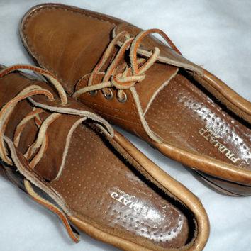 Best Vintage Boat Shoes Products on Wanelo