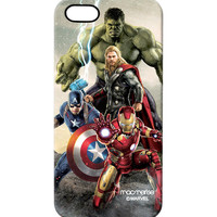 Avengers - Time To Avenge - Case For iPhone 5/5S
