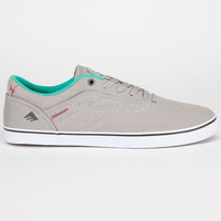 Emerica The Herman G6 Vulc Mens Shoes Grey/Green  In Sizes