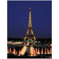 Eiffel Tower, Paris 1,000-pc. Puzzle