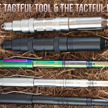 The Tactful (Tactical) Pen & Tool: A Unique EDC For Life