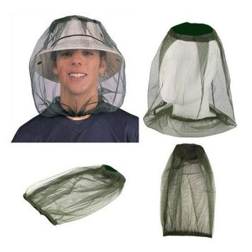ac DCK83Q Mosquito Net Outdoors Travel Pullover Fishing Hats [10250041100]