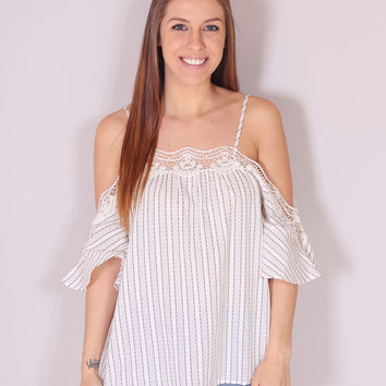 Away Top - Ivory