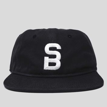 SB Polo Cap / Black