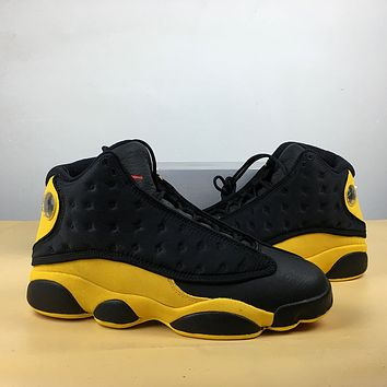 [Free Shipping ]Air Jordan 13 Melo Class of 2003 414571-035 Basketball Shoes