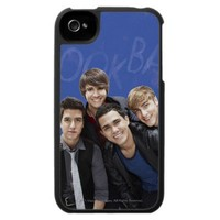 Big Time Rush Group Shot - 22 iPhone 4 Case from Zazzle.com