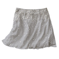 Sequin Flounce Skirt - Victoria's Secret