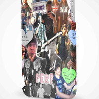 5 Seconds Of Summer 5SOS Collage Fun Art iPhone 4/4S, 5/5S, 5C Full Wrap 3D Case